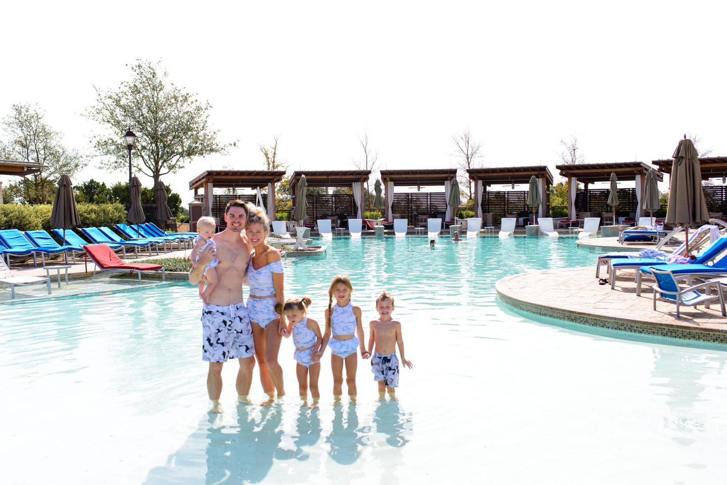 Thanksgiving Vacation at the JW Marriott