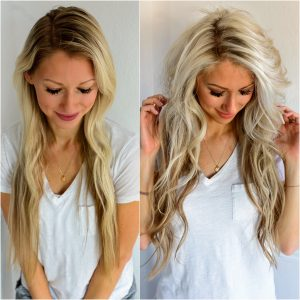 DIY Hair Highlights – At Home! – Hello Ivory Rose