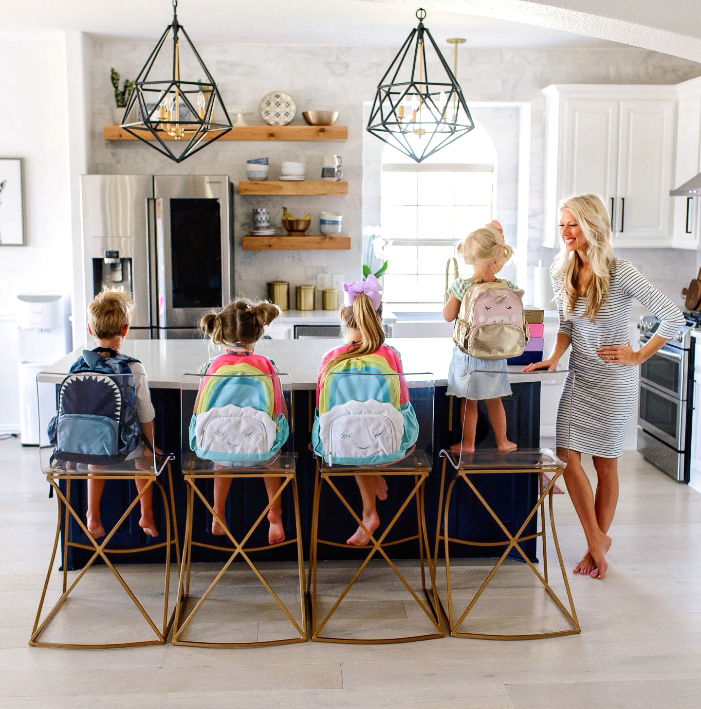 Back To School With Pottery Barn Kids Hello Ivory Rose
