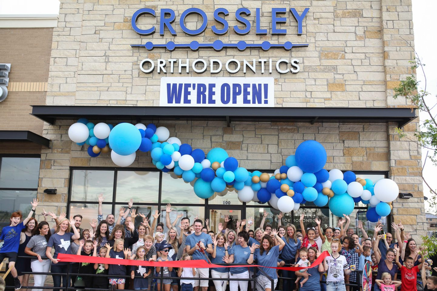 Grand Opening Event: Crossley Orthodontics