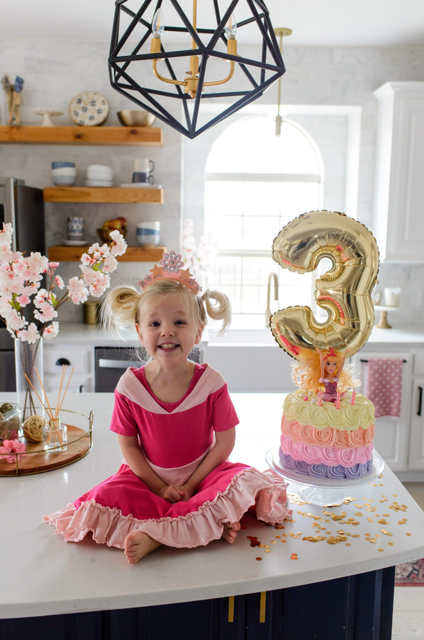 Avery Rose Turns 3!